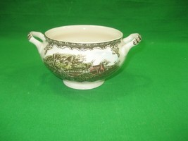 Vintage Johnson Brothers The Friendly Village Sugar Bowl Made in England - $13.98