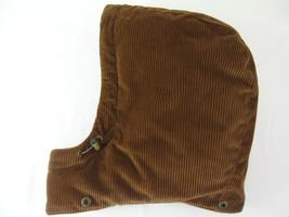 Vintage Brooks Brothers Corduroy Brown Hood for Jacket Coat - $23.36