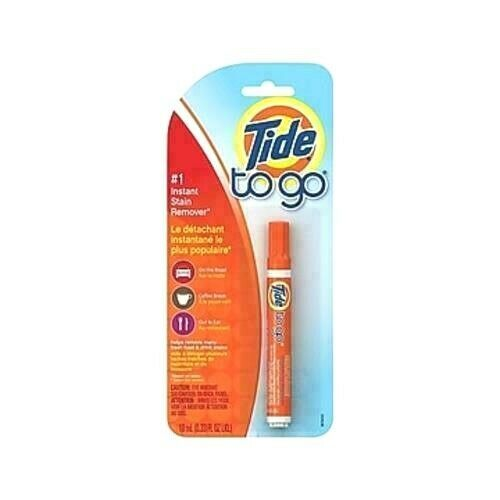 Tide-To-Go #1 Instant Stain Remover Pen -10ml-  sealed new!  store