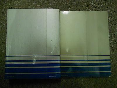1985 MITSUBISHI Galant Service Repair Shop Manual SET 2 VOL FACTORY FEO BOOK 85