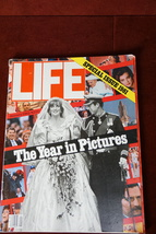 LIFE MAGAZINE Special Issue 1981 The Year in Pictures Jan. 1982 Complete - $10.40