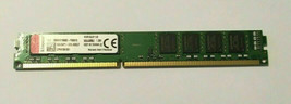 8GB Kingston KVR16LN11/8 DDR3L 2Rx8 PC3L-12800 DDR3-1600MHz Desktop Memo... - $24.70