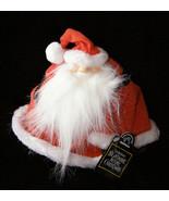 Disney Nightmare Before Christmas Santa Claus Applause Stuffed Figure - $29.99