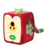 Lovely Office & School Supplies Hand Rotating Pencil Sharpener - Apple - $18.89
