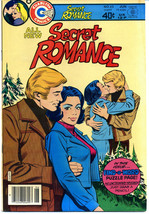 SECRET ROMANCE COMIC BOOK Vol. 9 No. 43, 1979 - $4.21