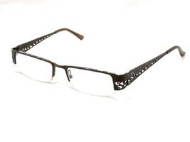 Elizabeth Arden EA 1048 Women's Metal Semi Rimless Eyeglasses Frame, Bla... - $24.70