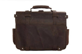 On Sale, Multi-Purpose Leather Travel Bag, Duffel Bag, Leather Backpack image 3