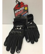 EVS Street Blizzard All Weather Gloves Black Size 8 Small - $38.69