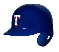 Texas Rangers Helmet Full Size Official Batting Sytle Left Flap**Free Shipping** - $76.50