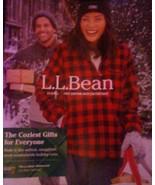 LL BEAN L.L. BEAN Christmas-Winter 2019 CATALOG Fast Shipper! Gifts-Clot... - $5.93