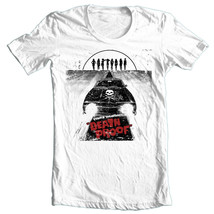 Death Proof Horror T-shirt Free Shipping Grind House Planet Terror cotton tee image 1