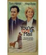 Warner Bros.  You've Got Mail VHS Movie  * Plastic * - $4.34