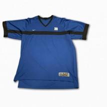 NIKE ELITE DUKE Blue Devils Size XL shooting shirt JERSEY Warm Up Zion - $39.59