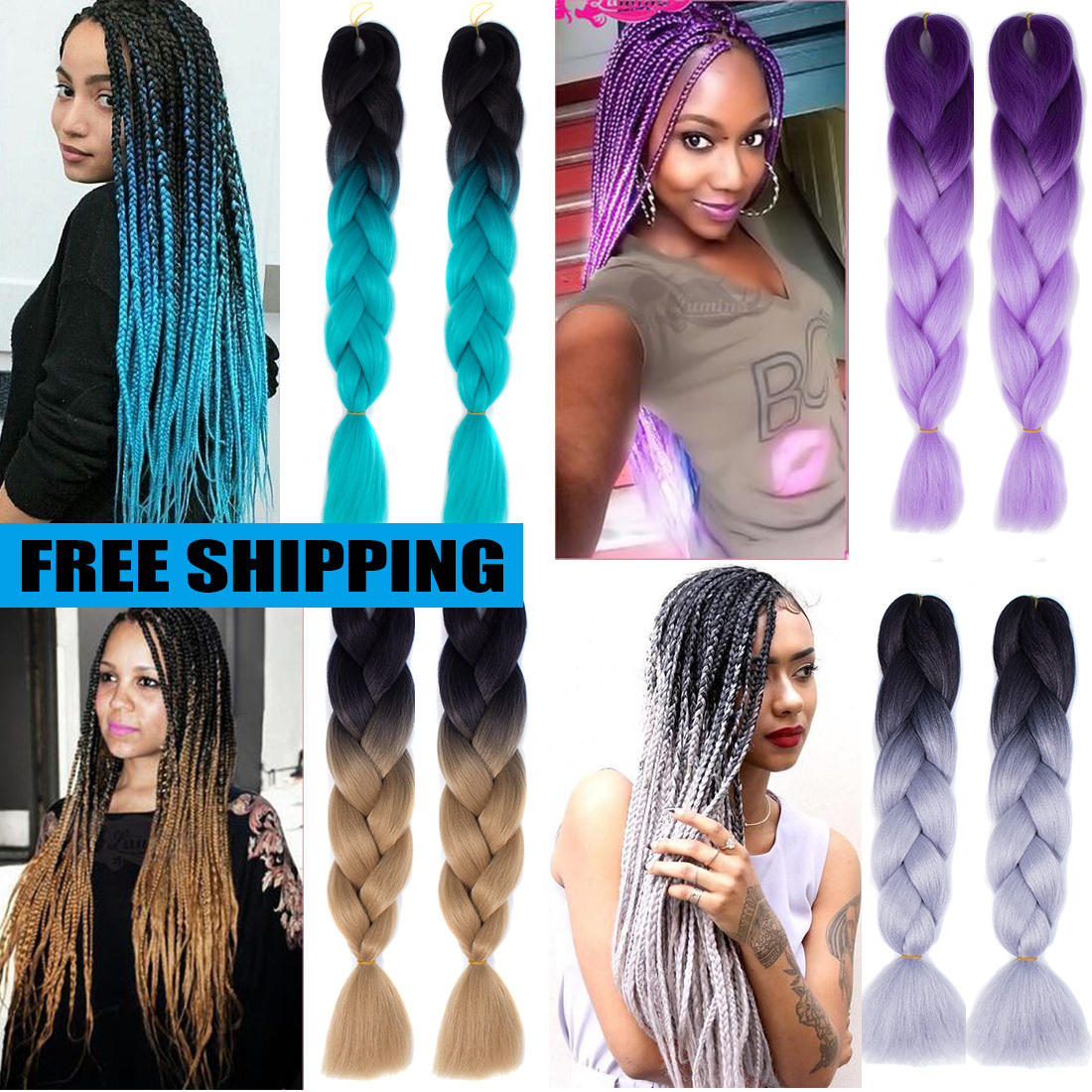 Xpression Hair Extension Xp2460 2 Customer Reviews And 1 Listing