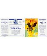 Edgar Rice Burroughs JUNGLE TALES OF TARZAN facsimile jacket - 1st edition - $22.54