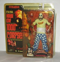 Captain Spaulding Action Figure Hot Dog Shirt House of 1000 Corpses - $165.98