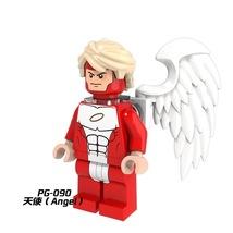 Super Heroes - Building Block Figures Toys Children PG090 - $0.99