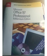 New Perspectives on Microsoft Office 97 Millennium Edition by June Jamri... - $4.94