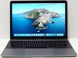 """Apple MacBook Core m3 1.1GHz 8GB 256GB 12"""" MLH72LL/A Space Gray - $469.99"""