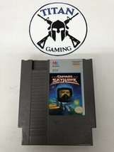 Captain Skyhawk (Nintendo Entertainment System, 1989) - $7.46
