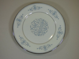 "SET OF 5 - OXFORD BRYN MAWR 10-5/8"" DINNER PLATES - EXCELLENT USED CONDI... - $58.80"
