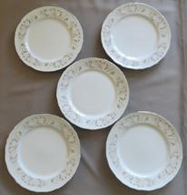 Sheffield Fine China Classic 501 Dinner Plates (5) - $4.50