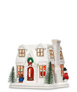 Bath & Body Works HOLIDAY HOUSE LUMINARY 3-Wick Candle Holder - $189.99