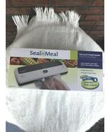 Seal-a-Meal FSSMSL0160-000 Vacuum Food Bag Sealer Commercial Machine New... - $19.80