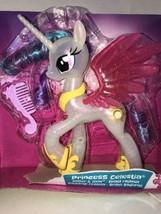 My Little Pony The Movie Glitter and Glow Princess Celestia Lights Up Co... - $22.46