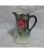 Depose France K&G Pottery Hand Painted Pitcher - $14.36
