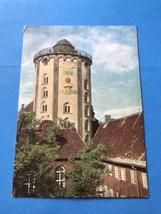 Vintage Postcard Post Card Copenhagen The Round Tower Denmark  - $10.31