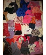 "American Girl Doll 18"" Doll Clothes Skirt Coat Pants Shirt 40 Pc AUTHENT... - $130.00"