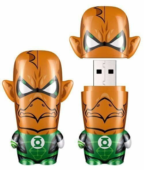 Mimobot x DC Comics Tomar-Re 4GB USB Flash Drive Memory Stick