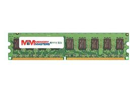 Memory Masters 2GB (1x2GB) DDR2-667MHz PC2-5300 Ecc Udimm 2Rx8 1.8V Unbuffered Me - $11.72