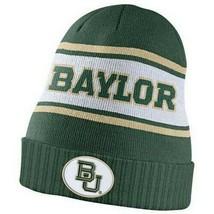 Baylor Bears NCAA Sideline Winter Hat by Nike Sic Em Big 12 Waco  - £21.12 GBP