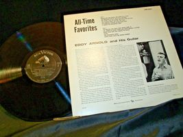 RCA Eddy Arnold – All-Time Favorites AA-192008 Collectible image 9