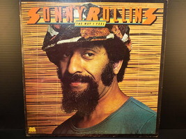 Sonny Rollins - The Way I Feel LP EX / VG+ M9074 Milestone 1977 Vinyl Re... - $7.91