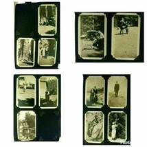 Vintage 1920's California Family Photo Album Redwoods Cars Deer Bear 63 ... - $499.99