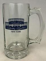 MICKEY MANTLE Restaurant Baseball Glass Mug From His Restaurant - New Yo... - $46.53