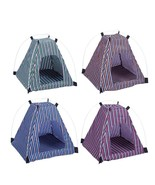 Outdoor Pet Tent Portable Dog House Folding Cat Bed Camping Puppy Travel... - $18.57