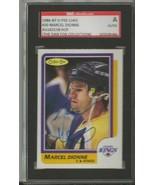Marcel Dionne 1986 OPC Autograph #30 SGC Kings - $59.39