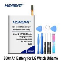 Hsabat BL-S4 850mAh Battery For Lg Watch Urbane Lte EAC62618601 Batteries - $57.12