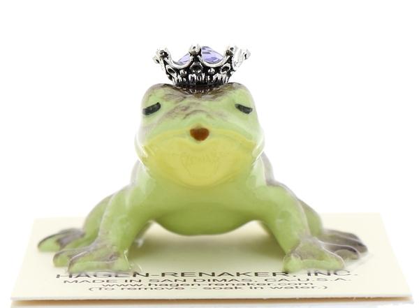 Birthstone frog prince kissing21