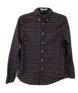 Ralph Lauren youth boys shirt plaid long sleeve button front size L 14-16 - $16.82
