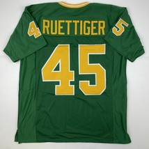 New RUDY RUETTIGER Notre Dame Green College Custom Stitched Football Jer... - $49.99