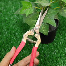 Garden Pruning Scissors Plant Cutter Flower Fruit Grape Scissors - $4.88
