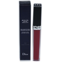 ROUGE DIOR BRILLANT LIPSHINE & CARE COUTURE COLOUR 6ML #760-TIMES SQUARE... - $29.21