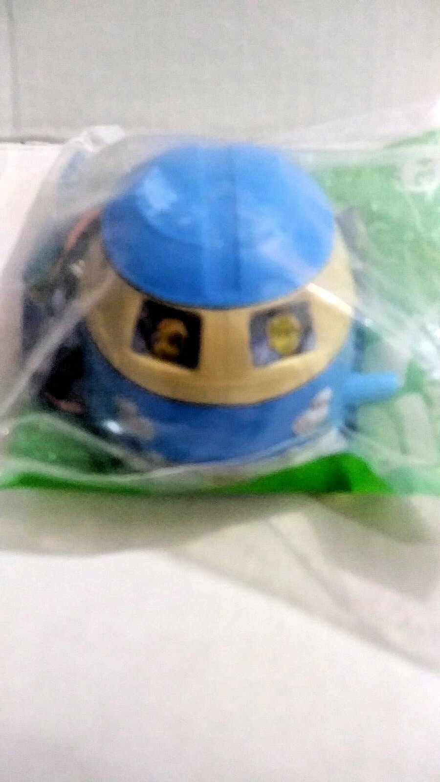 "2009 Rollover Buggy Wind Up Alien Ship 3""  Figure Planet 51 Movie - $16.99"