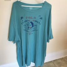 Rare Vintage POLO Ralph Lauren Trading Company Travelers T Shirt AA38 - $14.50