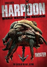 Harpoon: Whale Watching Massacre (2009) DVD